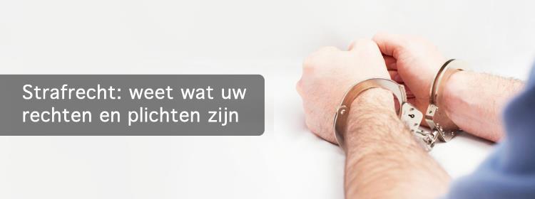 Strafrecht in Den Haag
